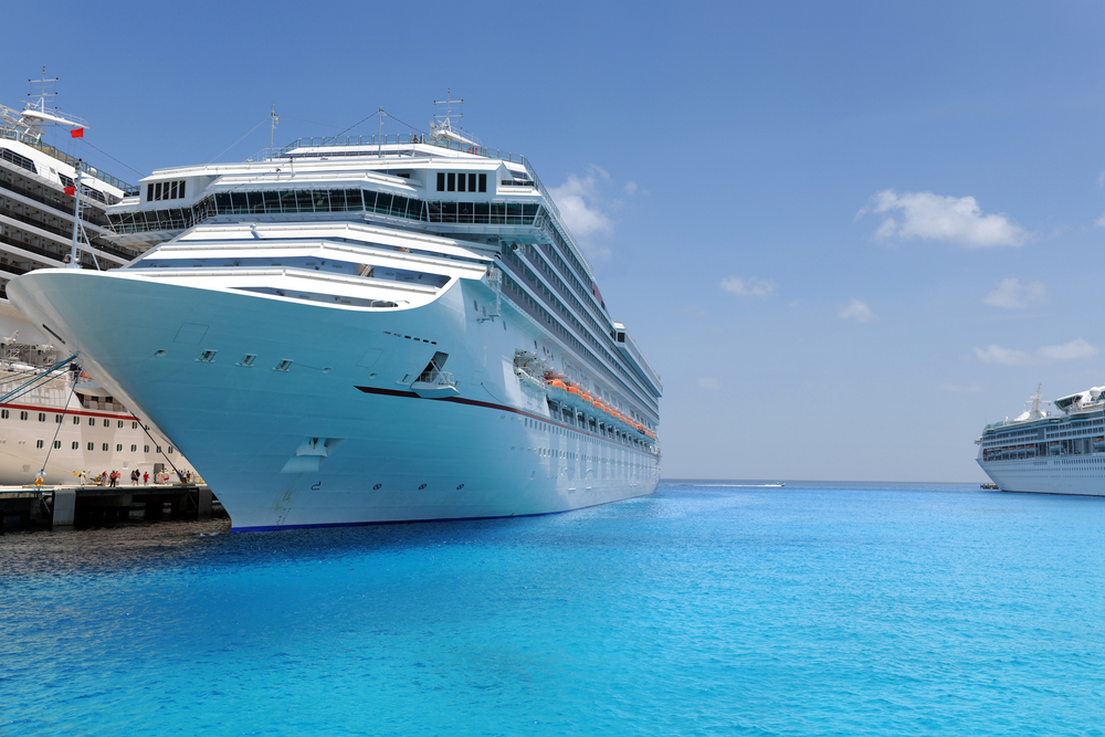We Are Giving Away A Cruise For Two Today